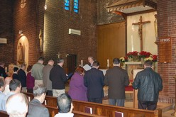 Men accepted into Aspirancy Phase of diaconate formation