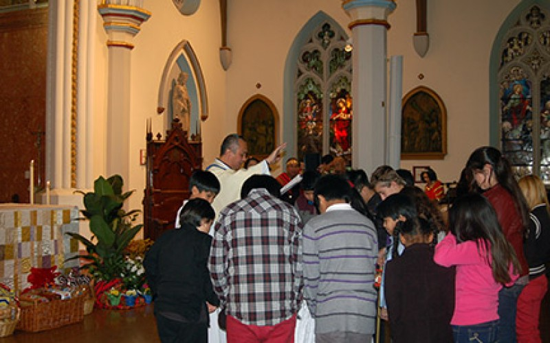 The feast of the Santo Nino de Cebu