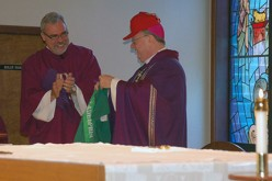 Bishop Sullivan begins parish visits