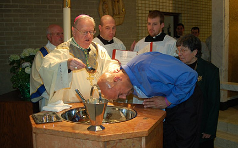 The Easter Triduum in the Diocese of Camden