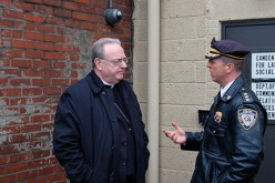 Police chief takes bishop on tour of Camden