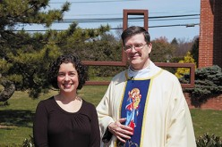 A new parishioner starts a youth ministry