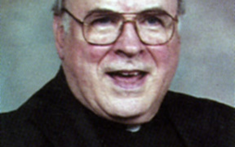 Father Thomas S. Tracey, retired pastor, dies