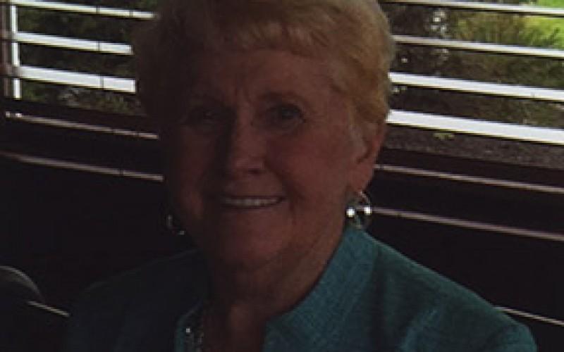 Marie Breslin, longtime diocesan employee, dies