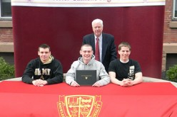 Gloucester Catholic trio heading to West Point