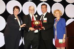 Martin Idler honored