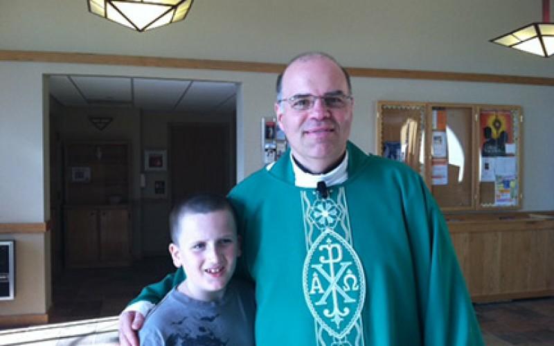 Parish hosts prayer night for autism