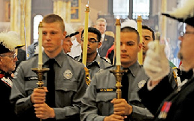 Memorial Mass celebrated for public safety personnel