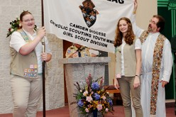 Annual Scouting Awards recipients
