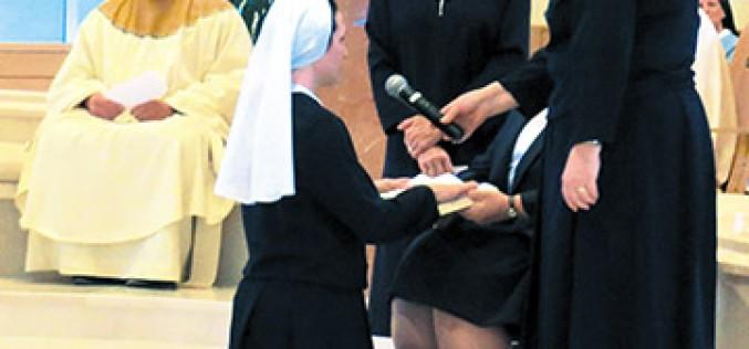 First vows