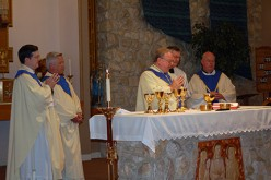 Mass for retired priests