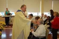 Mass at LIFE at Lourdes
