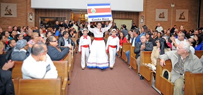 Hispanic communities celebrate the Year of Faith