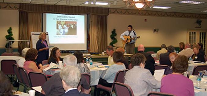 Small Christian communities, not 'another parish activity'