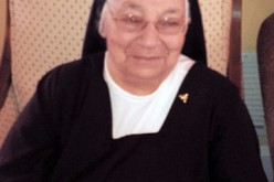 Sister Gemma Procopio of the Franciscan Missionary Sisters dies