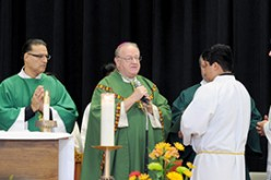 The annual Hispanic Catholic Charismatic Renewal Conference