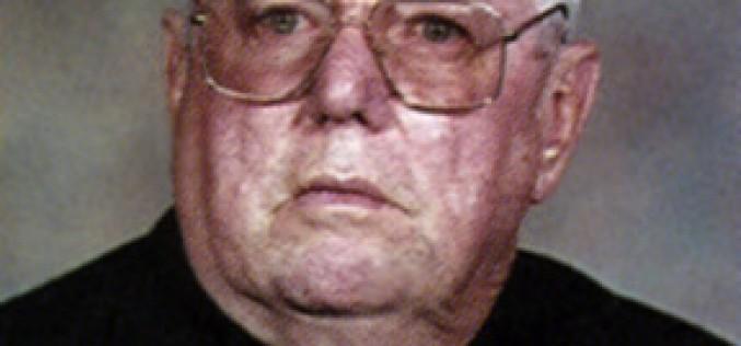 Father William F. Collins, retired pastor, dies