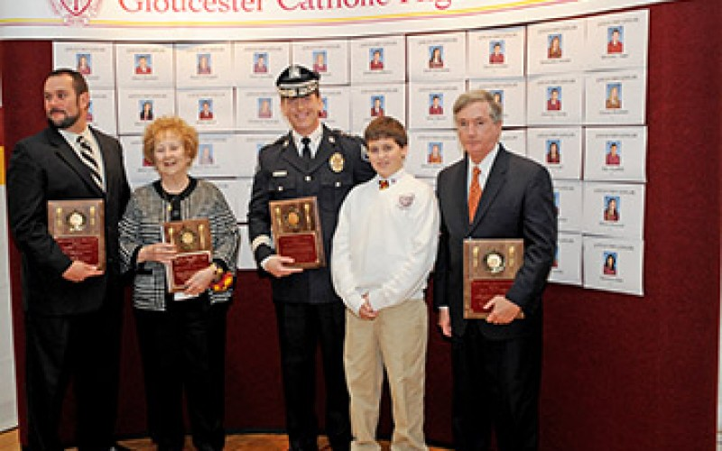 GCHS alumni honored