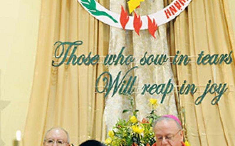 Mass for Vietnamese Martyrs