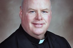 Bishop names Father Hughes Vicar General