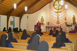 Mass for Little Servant Sisters