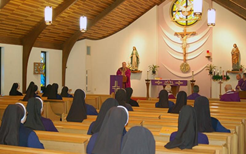 Mass for Little Servant Sisters