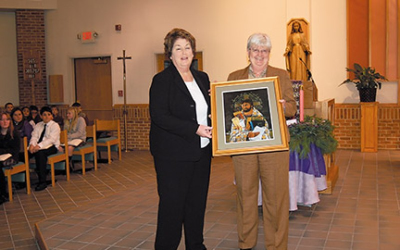 Principal of the Year: Helen Persing of John Paul II