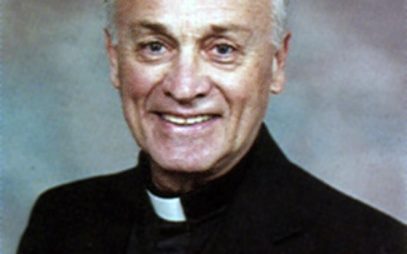 Retired pastor Father Robert O. Yori dies