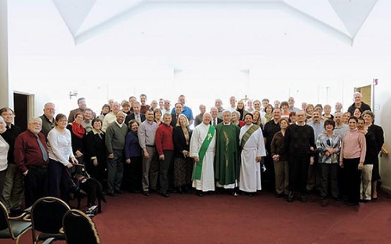 Retreat for diaconate community