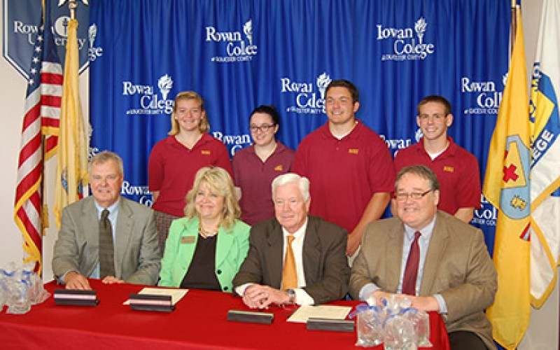 Gloucester Catholic partners with Rowan College at Gloucester County
