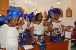 Igbo Catholics celebrate Mother's Day