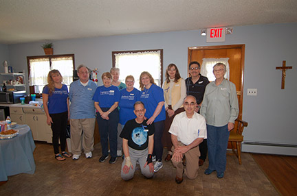 A support group for those with a rare disease