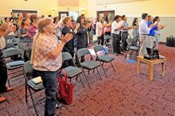 Formación para ministros de la música Hispana