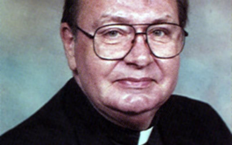 Father Wayne Patrick Lavin dies