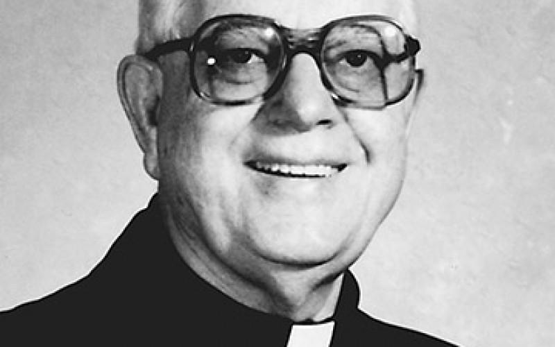 Father Cherubin Kerr dies, served in diocese 25 years