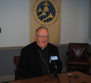 Bishop on KYW radio1