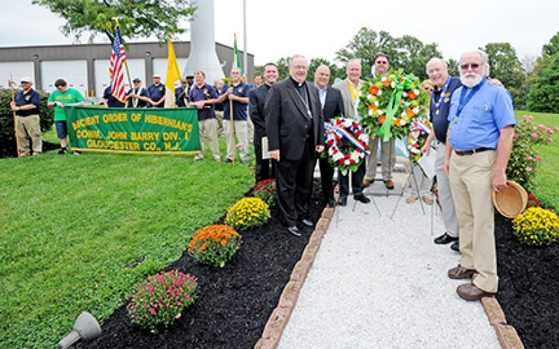Honoring Commodore Barry