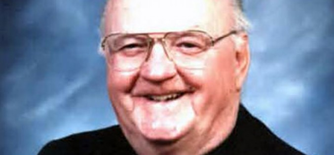 Msgr. Thomas H. Sharkey, retired pastor, dies
