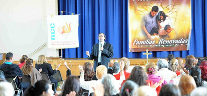 Two days devoted to renewing families