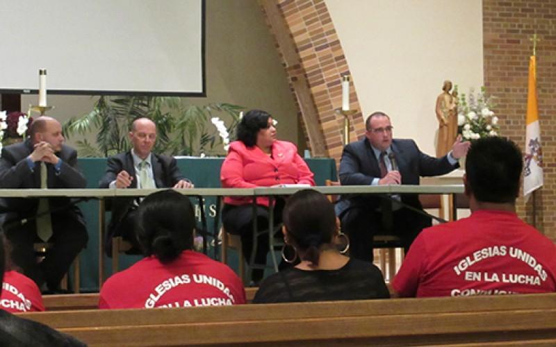 Focusing on needs of immigrant parishioners