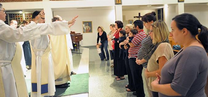 St. Gerard Mass