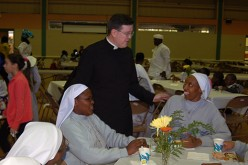 Diocesan celebration of World Mission Sunday