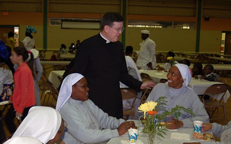 Diocesan celebration of World Mission Sunday