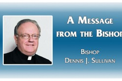 A Message from the Bishop – Giving God Thanks