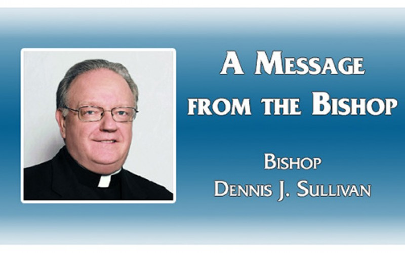 A Message from the Bishop – Vote on Election Day