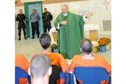 Mass for inmates and staff at Salem jail