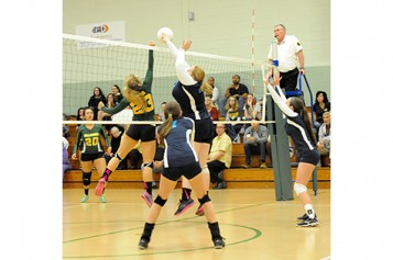 V-Ball playoffs