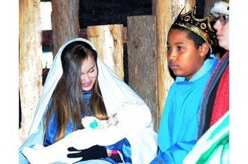 Live Nativity in Mays Landing