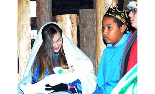 Live Nativity in Mays Landing