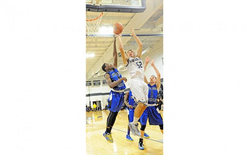 Boys' high school baskets